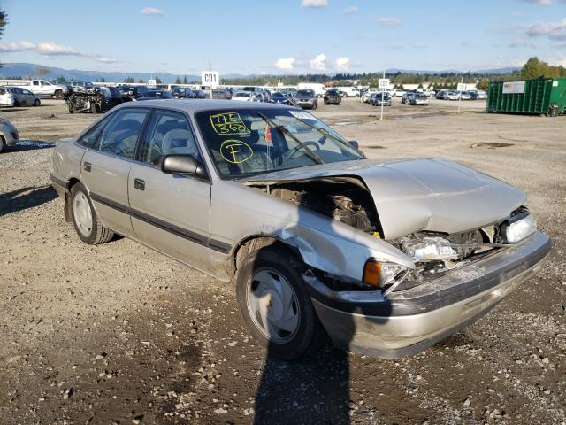 Mazda 626 salvage cars for sale: 1989 Mazda 626