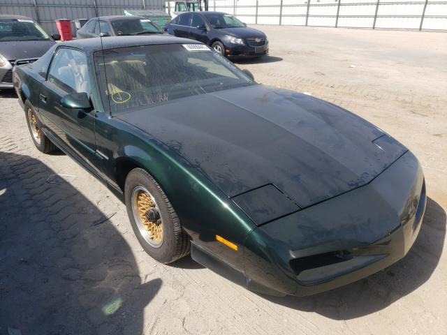 Pontiac Firebird salvage cars for sale: 1991 Pontiac Firebird