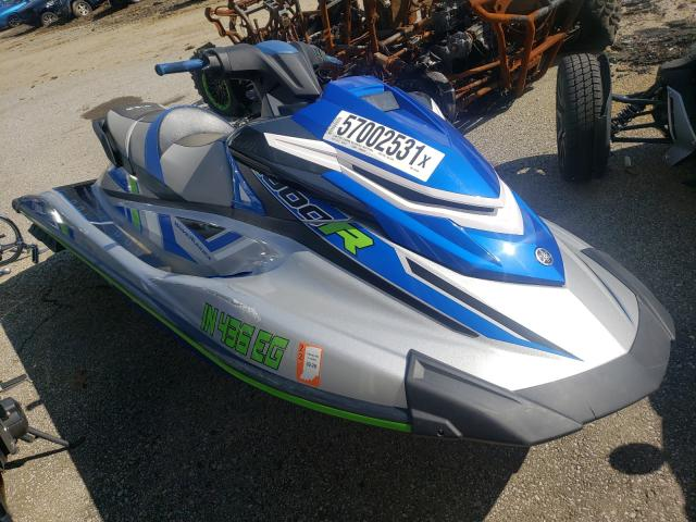 Salvage boats for sale at Louisville, KY auction: 2020 Yamaha Waverunner