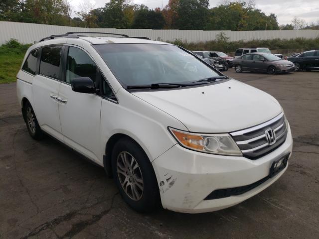 Honda Odyssey salvage cars for sale: 2012 Honda Odyssey