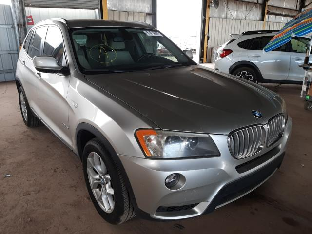 Salvage cars for sale from Copart Phoenix, AZ: 2011 BMW X3 XDRIVE3