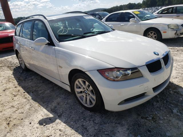 BMW salvage cars for sale: 2007 BMW 328 IT