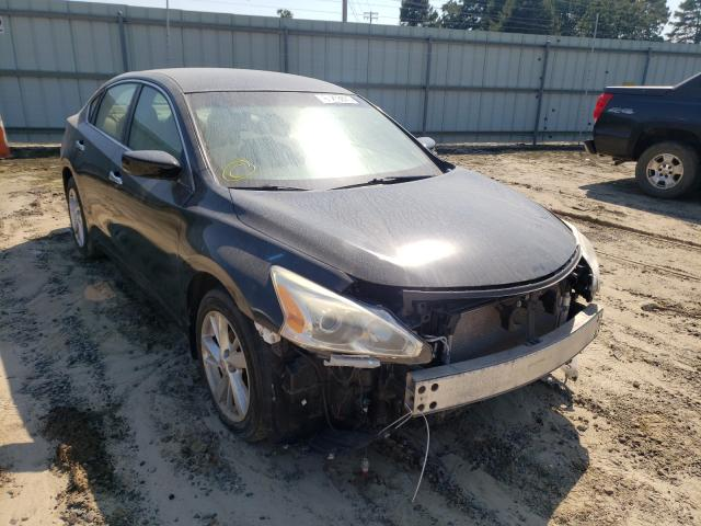 Salvage cars for sale at Conway, AR auction: 2013 Nissan Altima 2.5