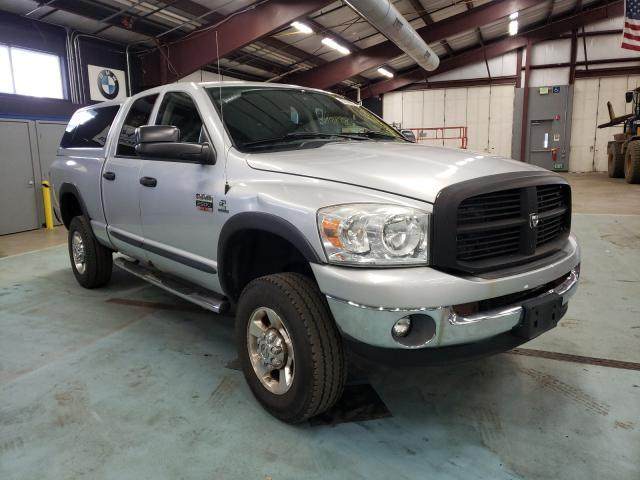 Salvage trucks for sale at East Granby, CT auction: 2007 Dodge RAM 2500 S