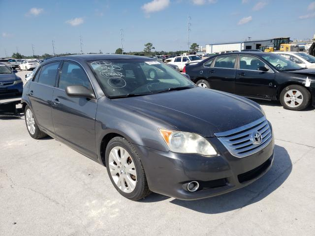Salvage cars for sale from Copart New Orleans, LA: 2009 Toyota Avalon XL
