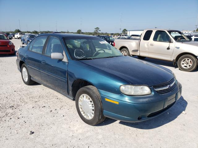Salvage cars for sale from Copart New Orleans, LA: 2002 Chevrolet Malibu