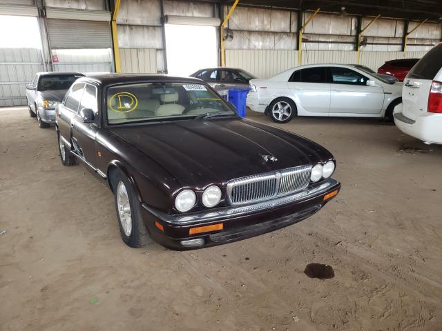 Salvage cars for sale at Phoenix, AZ auction: 1996 Jaguar Vandenplas