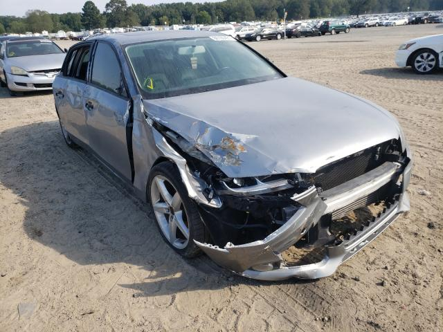 Salvage cars for sale at Conway, AR auction: 2009 Audi A4 2.0T Quattro