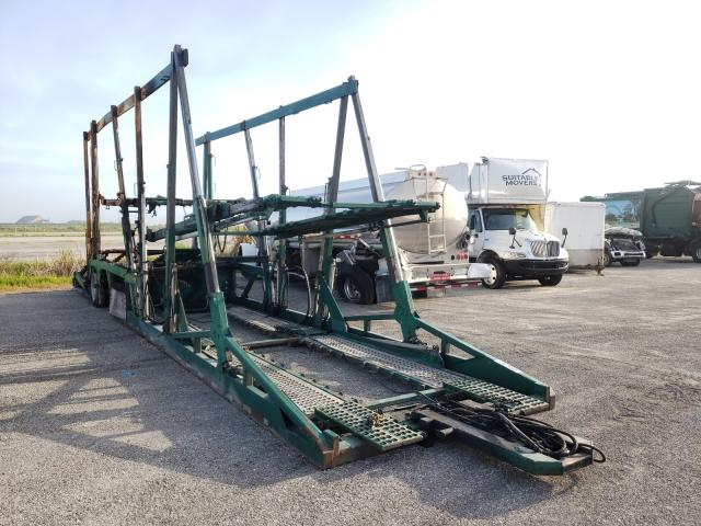 Cottrell salvage cars for sale: 2005 Cottrell Trailer