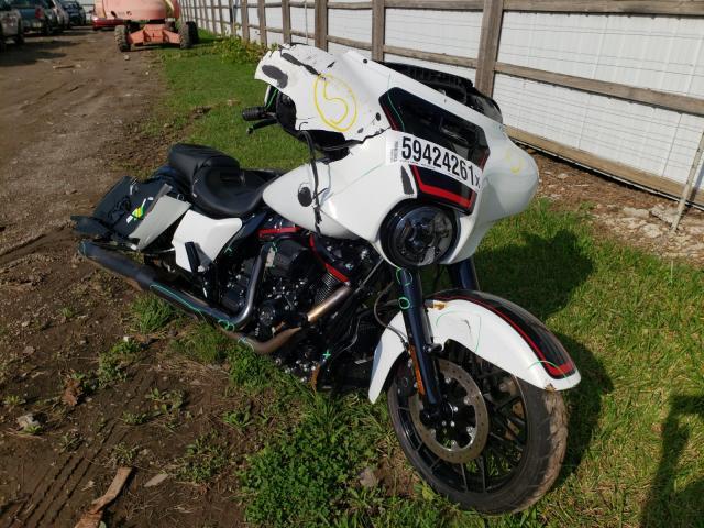 Salvage cars for sale from Copart Davison, MI: 2021 Harley-Davidson Flhxse