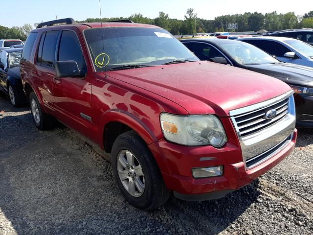 Ford salvage cars for sale: 2008 Ford Explorer X