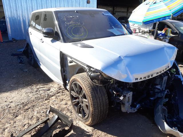 Salvage cars for sale at Phoenix, AZ auction: 2021 Land Rover Range Rover