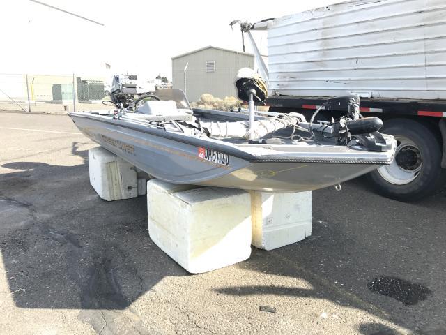 Crestliner salvage cars for sale: 1999 Crestliner Boat