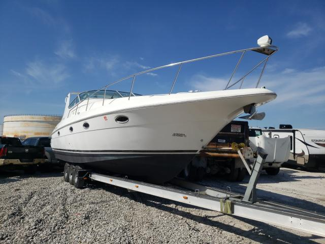 Salvage boats for sale at Tulsa, OK auction: 2000 Cruiser Rv Boat