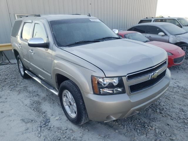 Salvage cars for sale from Copart Haslet, TX: 2007 Chevrolet Tahoe K150