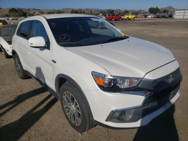 Salvage cars for sale from Copart San Martin, CA: 2016 Mitsubishi Outlander