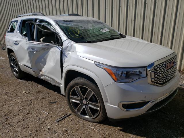 GMC Acadia DEN salvage cars for sale: 2017 GMC Acadia DEN