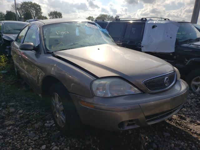 Mercury salvage cars for sale: 2004 Mercury Sable LS P