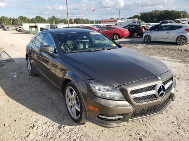 Mercedes-Benz salvage cars for sale: 2013 Mercedes-Benz CLS 550