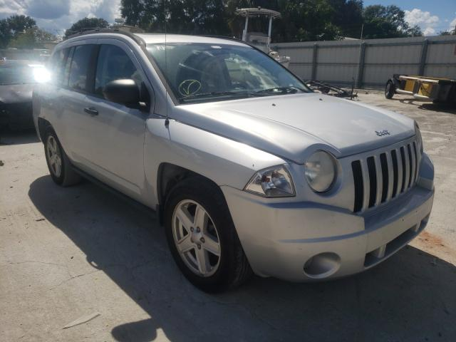 Salvage cars for sale at Punta Gorda, FL auction: 2007 Jeep Compass