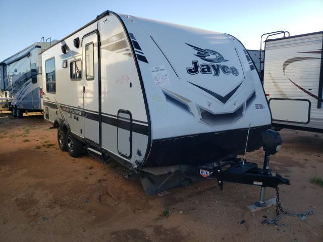Jayco salvage cars for sale: 2021 Jayco Trailer