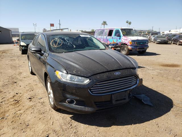 Salvage cars for sale from Copart Phoenix, AZ: 2013 Ford Fusion SE