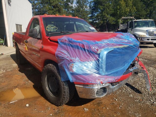 Salvage cars for sale from Copart Austell, GA: 2005 Dodge RAM 2500 S