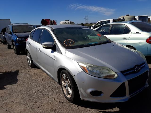Salvage cars for sale at Tucson, AZ auction: 2013 Ford Focus SE