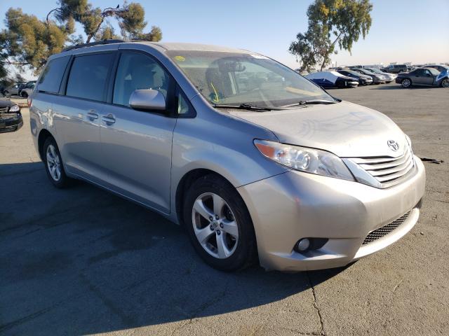 Vehiculos salvage en venta de Copart Martinez, CA: 2016 Toyota Sienna LE