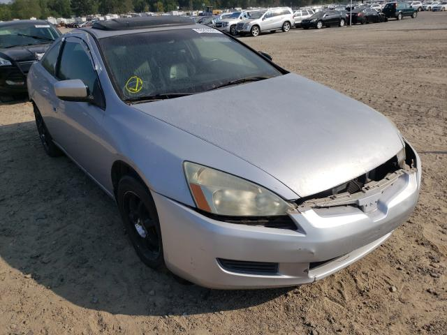 Salvage cars for sale at Conway, AR auction: 2005 Honda Accord EX