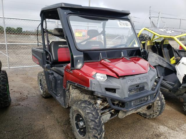 Salvage motorcycles for sale at Moraine, OH auction: 2010 Polaris Ranger HD