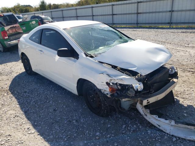 Salvage cars for sale at Prairie Grove, AR auction: 2006 Honda Civic LX
