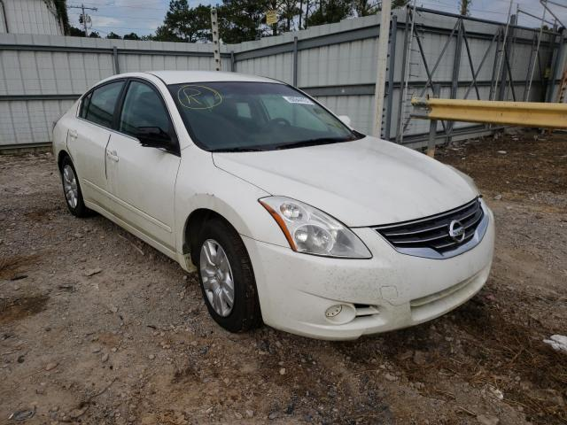Salvage cars for sale at Florence, MS auction: 2012 Nissan Altima Base
