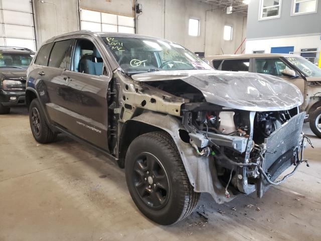 Salvage cars for sale from Copart Blaine, MN: 2015 Jeep Grand Cherokee