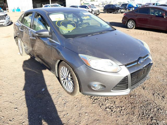 Salvage cars for sale from Copart Phoenix, AZ: 2012 Ford Focus SEL