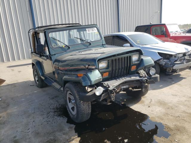 Jeep Wrangler salvage cars for sale: 1994 Jeep Wrangler