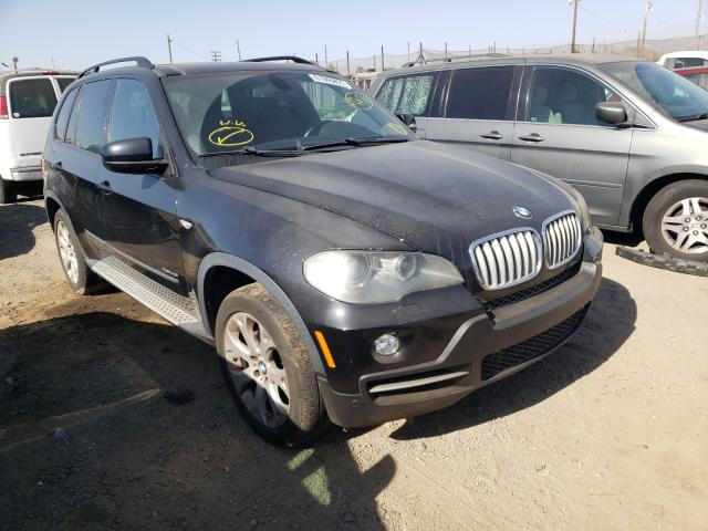 Salvage cars for sale from Copart San Martin, CA: 2010 BMW X5 XDRIVE4