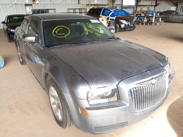 Salvage cars for sale from Copart Phoenix, AZ: 2007 Chrysler 300