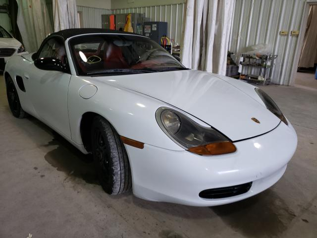 Porsche Boxster salvage cars for sale: 1997 Porsche Boxster