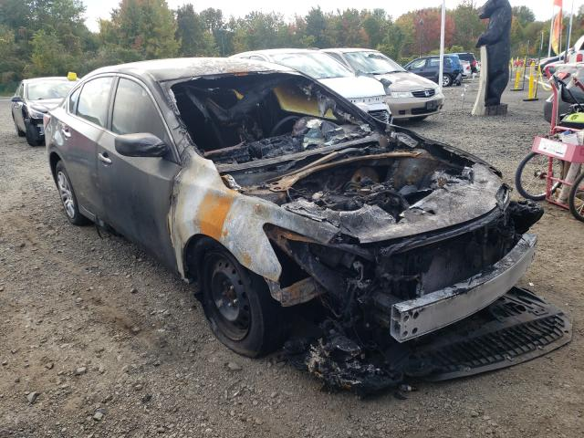 Salvage cars for sale from Copart East Granby, CT: 2015 Nissan Altima 2.5