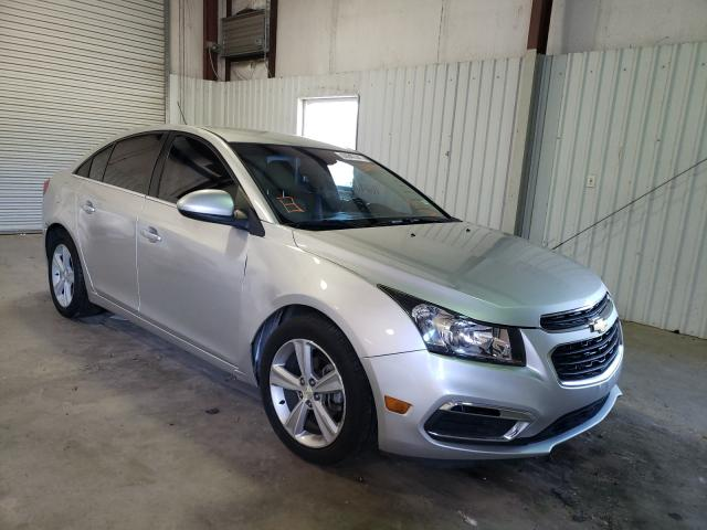Salvage cars for sale from Copart Lufkin, TX: 2015 Chevrolet Cruze LT
