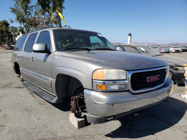 Vehiculos salvage en venta de Copart Martinez, CA: 2001 GMC Yukon XL C