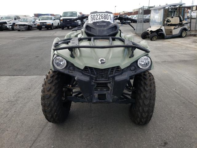 Salvage cars for sale from Copart Wilmington, CA: 2017 Can-Am Outlander