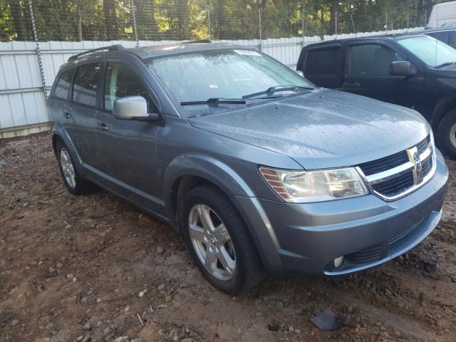 Salvage cars for sale from Copart Austell, GA: 2010 Dodge Journey SX