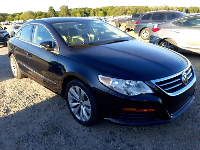 Salvage cars for sale at Conway, AR auction: 2012 Volkswagen CC Sport
