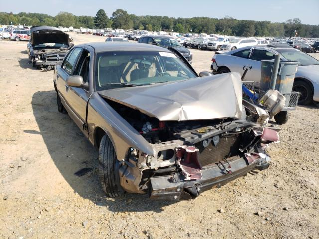 Salvage cars for sale at Conway, AR auction: 2003 Mercury Grand Marq