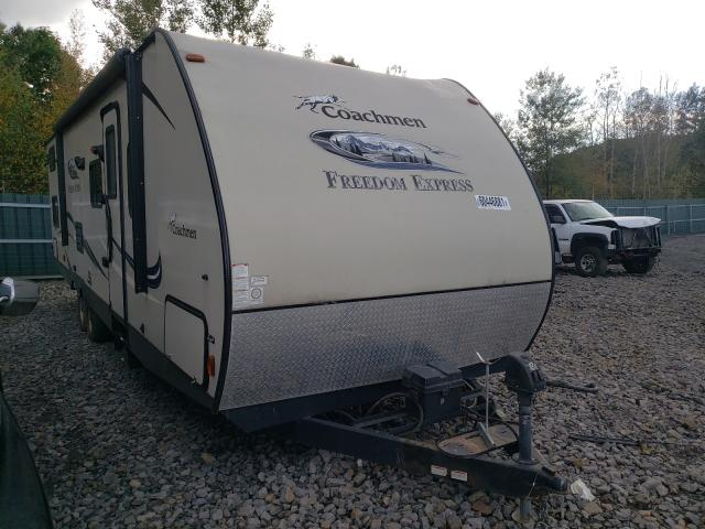 Freedom salvage cars for sale: 2015 Freedom Cargo Trailer
