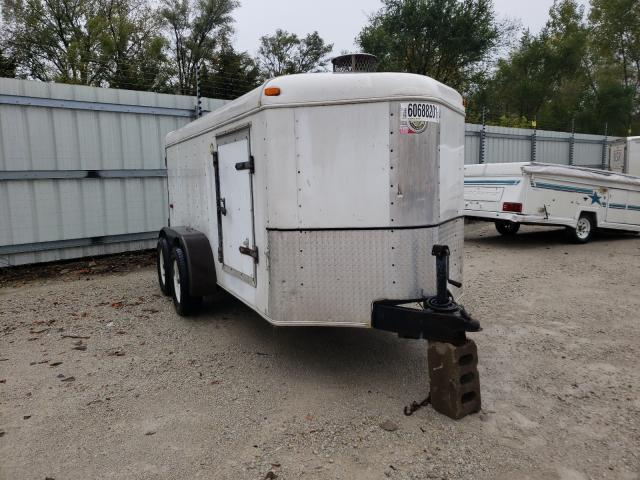 Interstate salvage cars for sale: 2010 Interstate Trailer