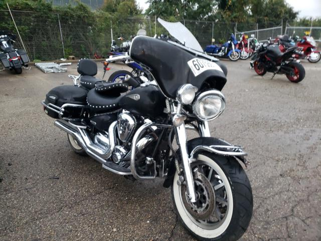 Salvage motorcycles for sale at Moraine, OH auction: 2005 Yamaha XV1700 A
