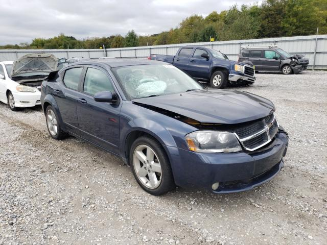 Salvage cars for sale at Prairie Grove, AR auction: 2008 Dodge Avenger R